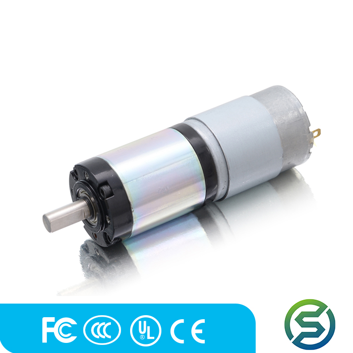 hot sale 12 volt electric dc motor gear box with reductor for Robot massager armchair
