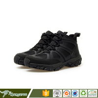 Outdoor Men Hiking Slip Resistant Jungle Army Combat Shoes From China