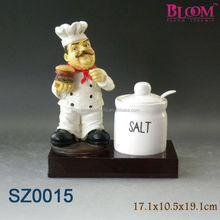 Factory direct sale bath salt and polyresin figures