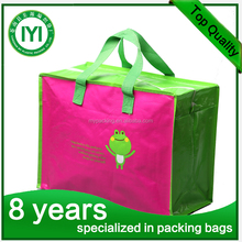 China eco-friendly recyclable new products nylon foldable shopping bag