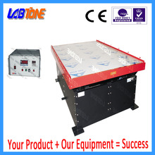 user-friendly low frequency transport machine vibration simulator for package test