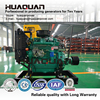 top sale china weifang 4100P 30kw diesel engine