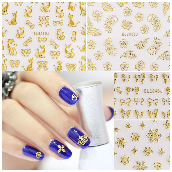 List Manufacturers of 3d Nail Art Stickers, Buy 3d Nail Art Stickers ...