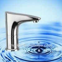 Good Quality Polished CE Certificate Infrared Sensor Basin Faucet Mixer ING-9135(DC)