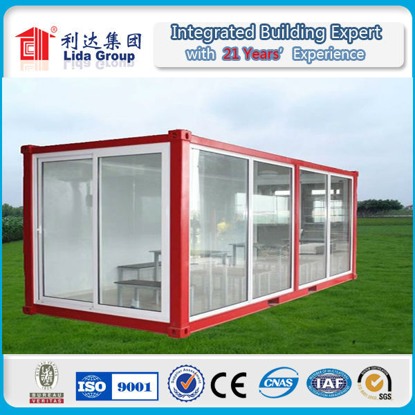 multistorey China pre made container house