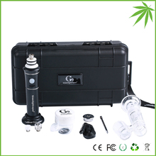 G9 Henail Updated Version Henail Plus With Water Pipes Glass Smoking Portable Ecig Dab Pen Wax Vaporizer Pen