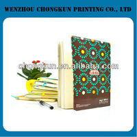 Paperback Diary Notebook Cartoon Composition Notebook
