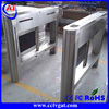 Hidden Gate Turnstile,swing barrier gate for building,swing gate for Enterprise's Entrance and Exit Attendance