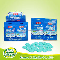 16g Strong mint energy chewing gum