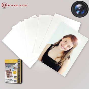 High Absorbency 230Gsm Inkjet Photo Paper Rc For Glossy