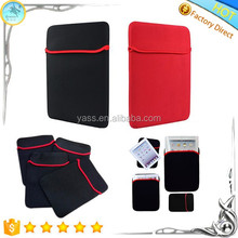 High Quality Neoprene Sleeve Waterproof Case for ipad air 2 Neoprene Nylon Case