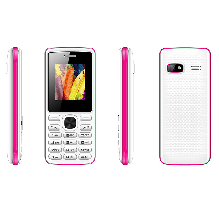 New 1.77inch MTK6261D 32MB+32MB 16 China Mini Cell Phone