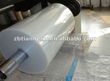 polypropylene film ,PP rigid film/sheet roll thermoformed for tray