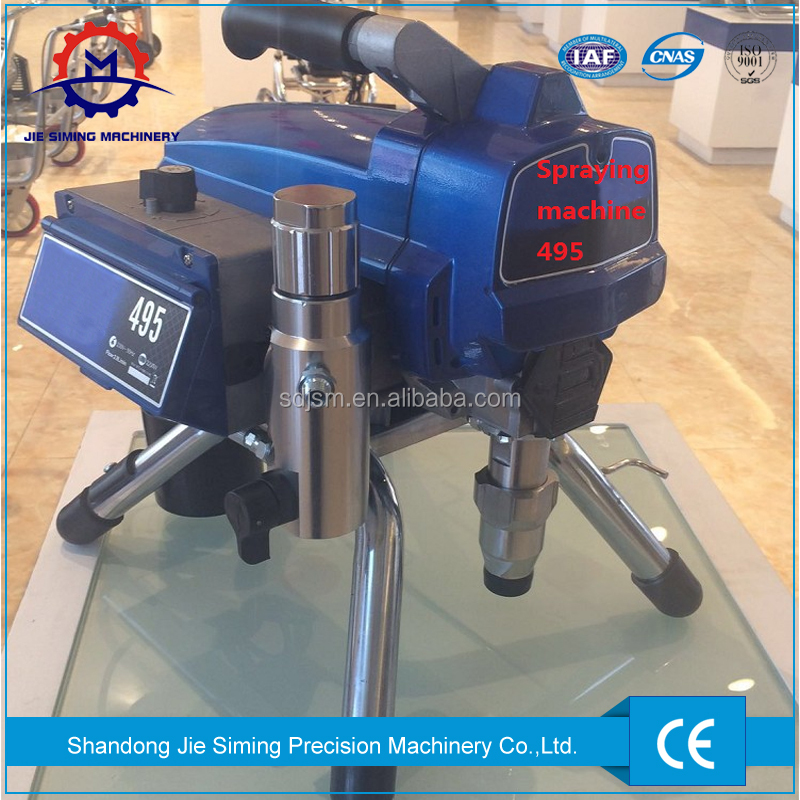 Construction Tools paint airless sprayer machine for a wide variety of coatings