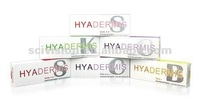 Hyaluronic Acid HYADERMIS Facial Dermal Implant/ Injection