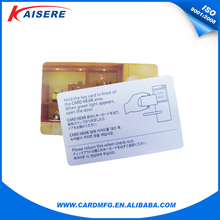 13.56MHz Contactless nfc pvc card