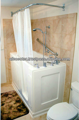 walk in bathtub door