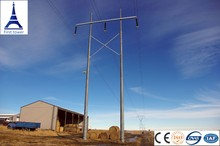 Different types of electric poles