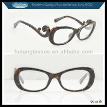 unique novelty eyeglasses frames with diamond