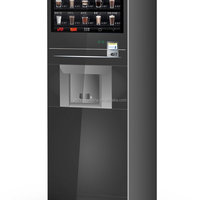 Free Standing Coffee Vending Machine With