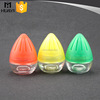 wholesale empty glass car air freshener bottle for perfume