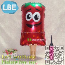 ice cream custom shape balloon advertising