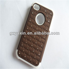 china cover diamond Jewelled bling phone cover for iphone 4/4s/4g