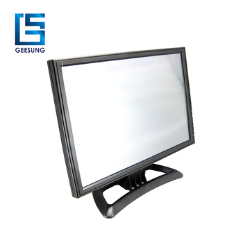Stand alone resistive touch screen monitor 17 inch