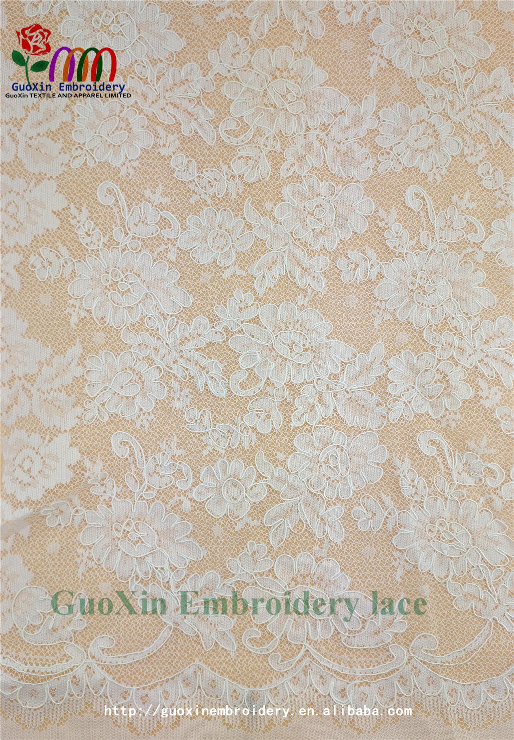 china manufacturer french lace embroidery fabric ivory bridal lace with cording (3).jpg