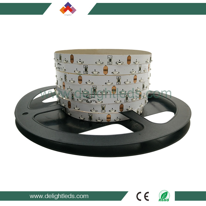 DC12V pure white single side emitting IP20 Flexible LED Strip Light