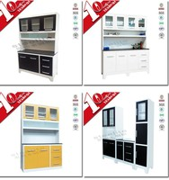 Luoyang STEELITE wholesale second hand prefab kitchen cabinet in Lahore
