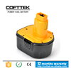 replacement 12v dewalt power tool drilling battery dw9072