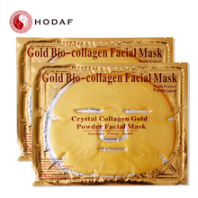 Face masks collagen 24k gold whitening moisturizing facial masks