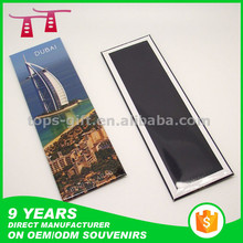 UAE dubai refrigerator magnet for BurjAl-Arab tourist