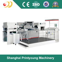 SL-1060MT Automatic foil stamping and die cutting machine
