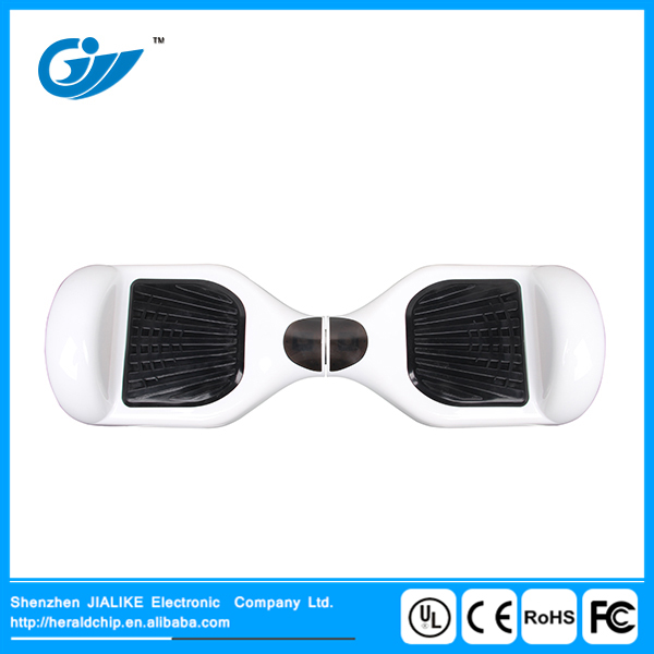 UL2272 chinese scooter manufacturers 6.5inch balance scooter hoverboard two wheel