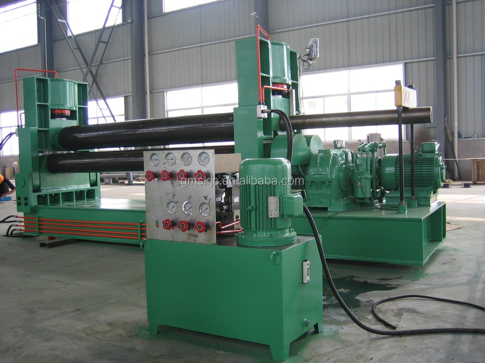 <strong>W11Y</strong>-16X2500 hydraulic oil and gas transmission <strong>Plate</strong> Rolling Machine