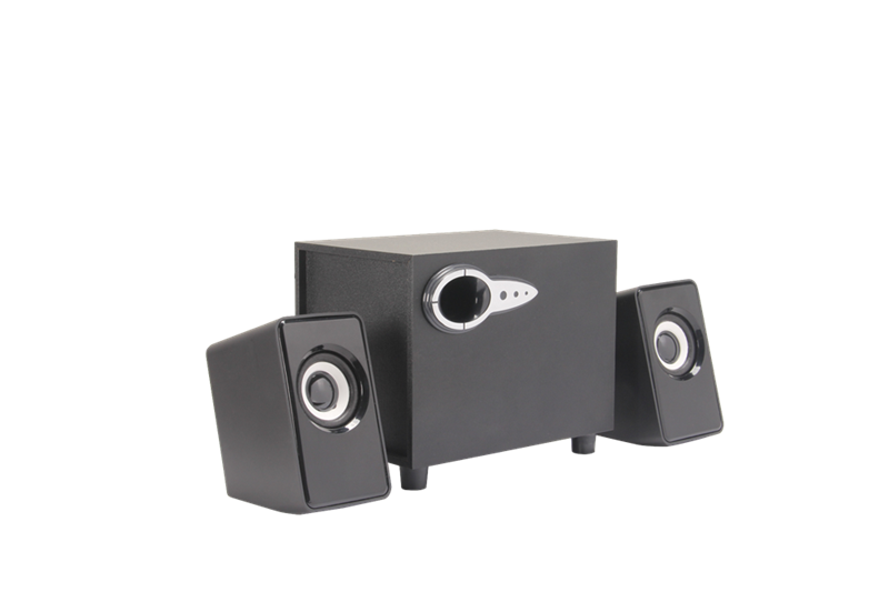mini portable model box audio double magnet speaker