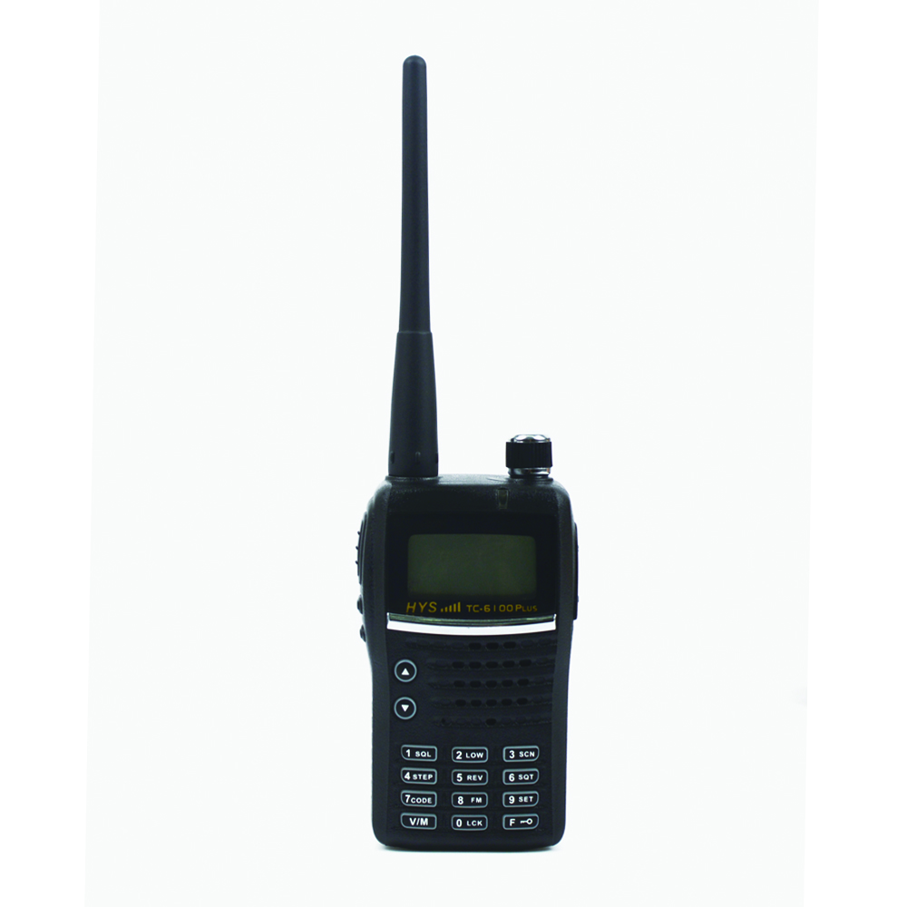 Portable Security Guard LPD FRS Walkie Talkie PMR 446 Two Way Radio Transceiver