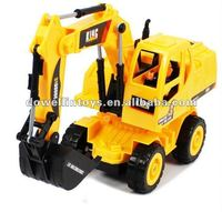 HOT !!!Electric 1:28 Excavator King Force RTR RC Construction Truck