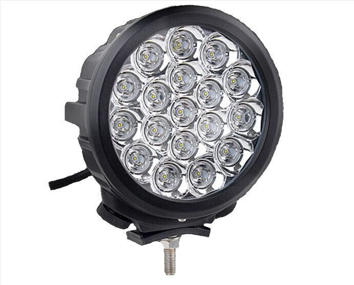 LED Light Bar 7inch C REE 90 Watt off road lights high luminance roof top auto car accessory TC- 7091- 90W