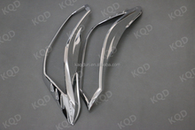 * toyota vios chrome accessories abs headlight cover for accessories toyota vios 2014