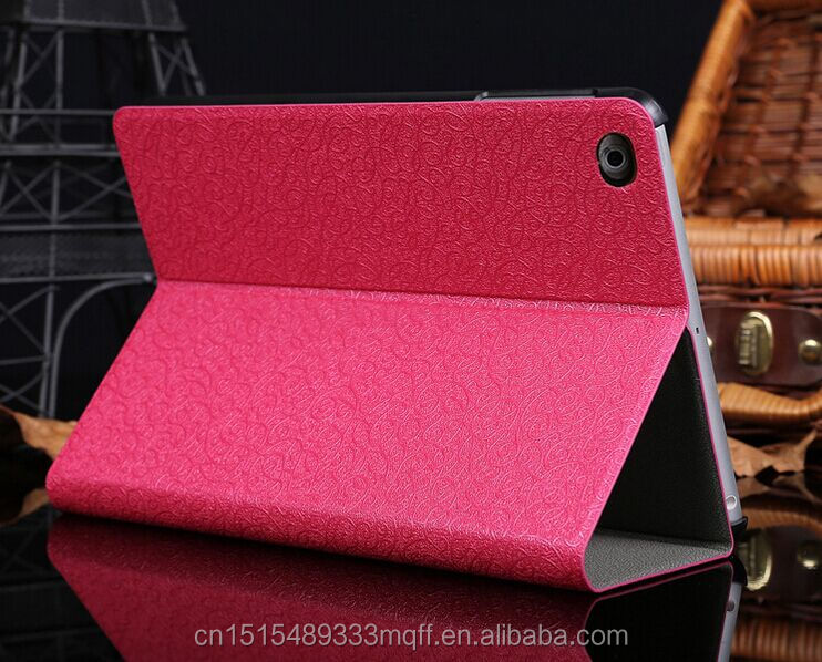 NEW design TPU Sublimation PU flip cover for ipad mini phone case