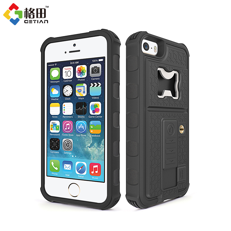 Factory cheaper price for iphone 5s back case cover+cell phone case with cigarrete lighter