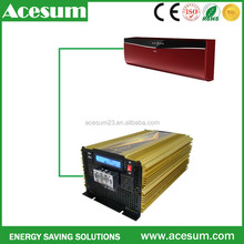 Power inverter solar pump system solar panel charge controller price converter power backup panel system for farm