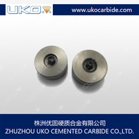 ZHUZHOU UKO supplying tungsten carbide wire drawing die with finished steel boday and blanks