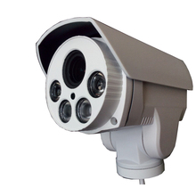 4.0MP 4X optical zoom 2.8-12mm lens 60M IR distance outdoor bullet security ip PTZ cctv camera