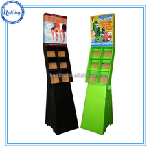 High Quality Cardboard Display Shelves Book Rack, Magazine Shelf,Book Store Shelves
