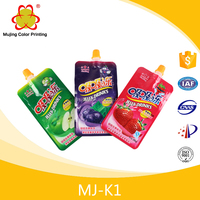 Standing Washing Powder Bag With Spout