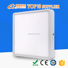 High Brightness 2835 18W surface led panel light square for India
